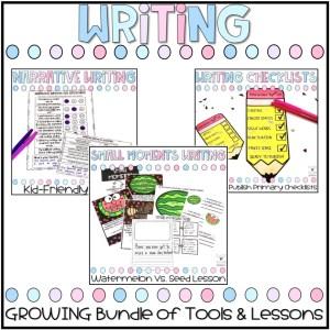 Writing Tools Growing Bundle