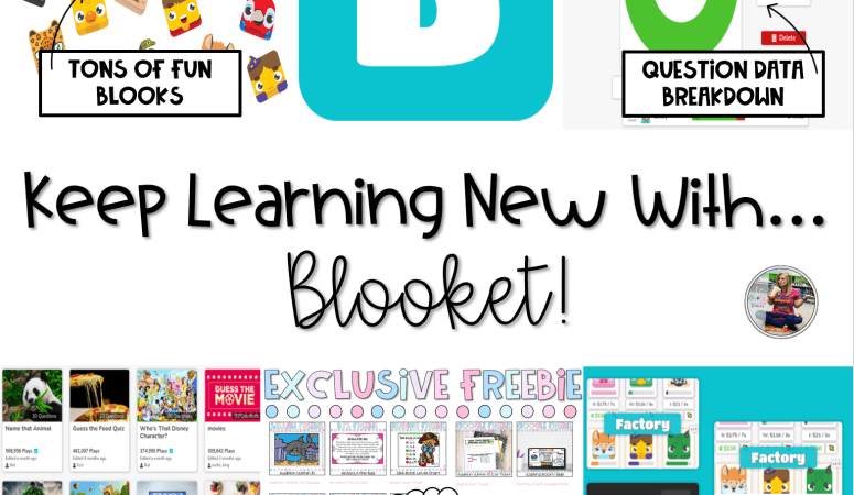 Using Blooket to Engage Students Digitally