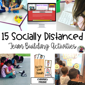 socially distanced team building activities blog post