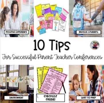 10 Tips for Successful Parent Teacher Conferences
