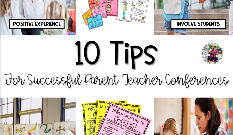 10 Tips for Successful Parent-Teacher Conferences