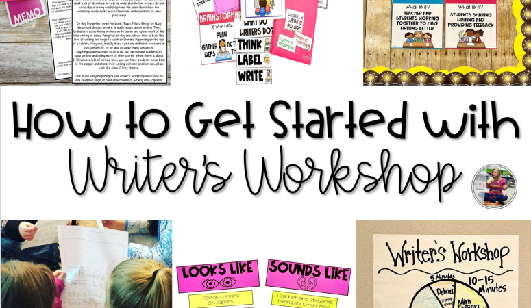 How to Get Started with Writer's Workshop