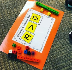 using the CRA model to teach place value