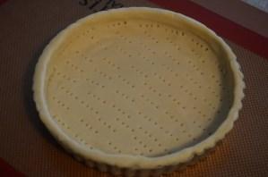 Prepare Shortbread Crust