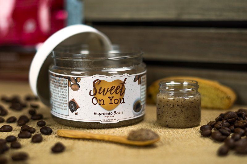 Organic Sugar Body Scrub for Skincare