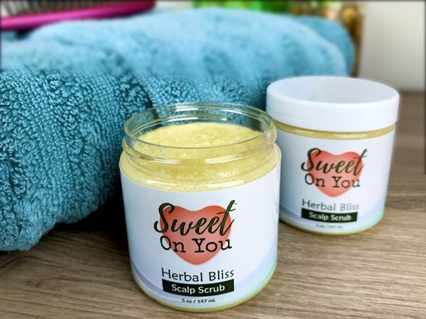 Sweet On You Sugar Scrub for Scalps