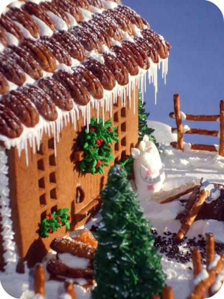 Christmas Gingerbread House Ideas Sweetopia