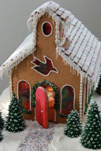 Gingerbread Church | Sweetopia