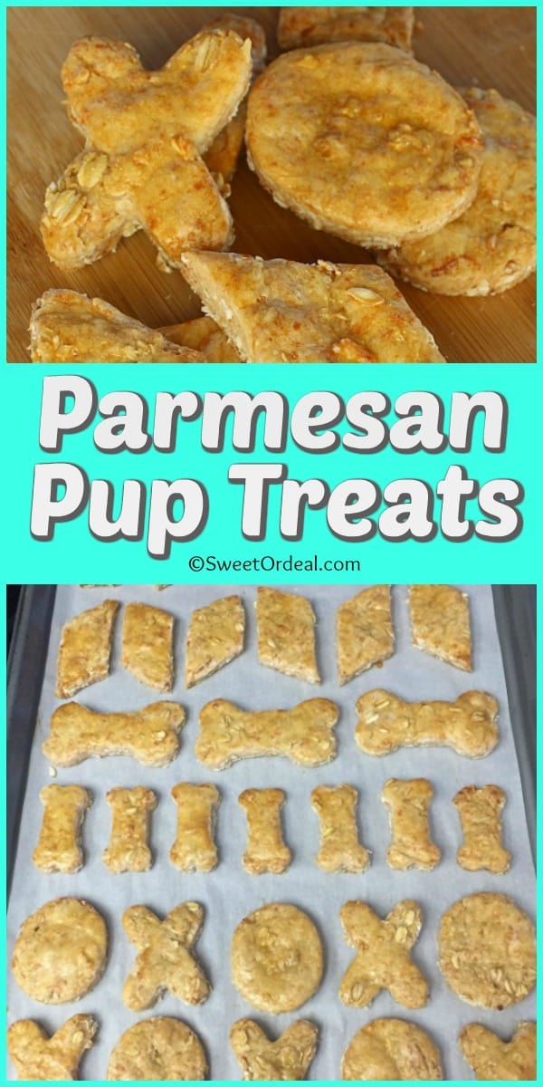 Parmesan Pup Treats