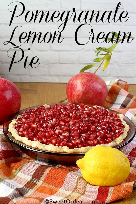 A scrumptious looking pie.