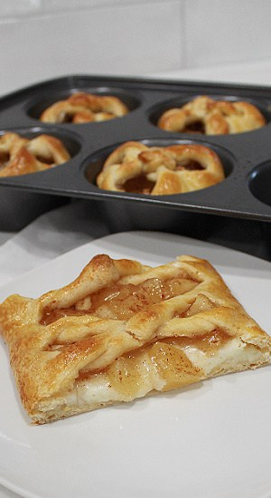 Fruit Filled Pastry