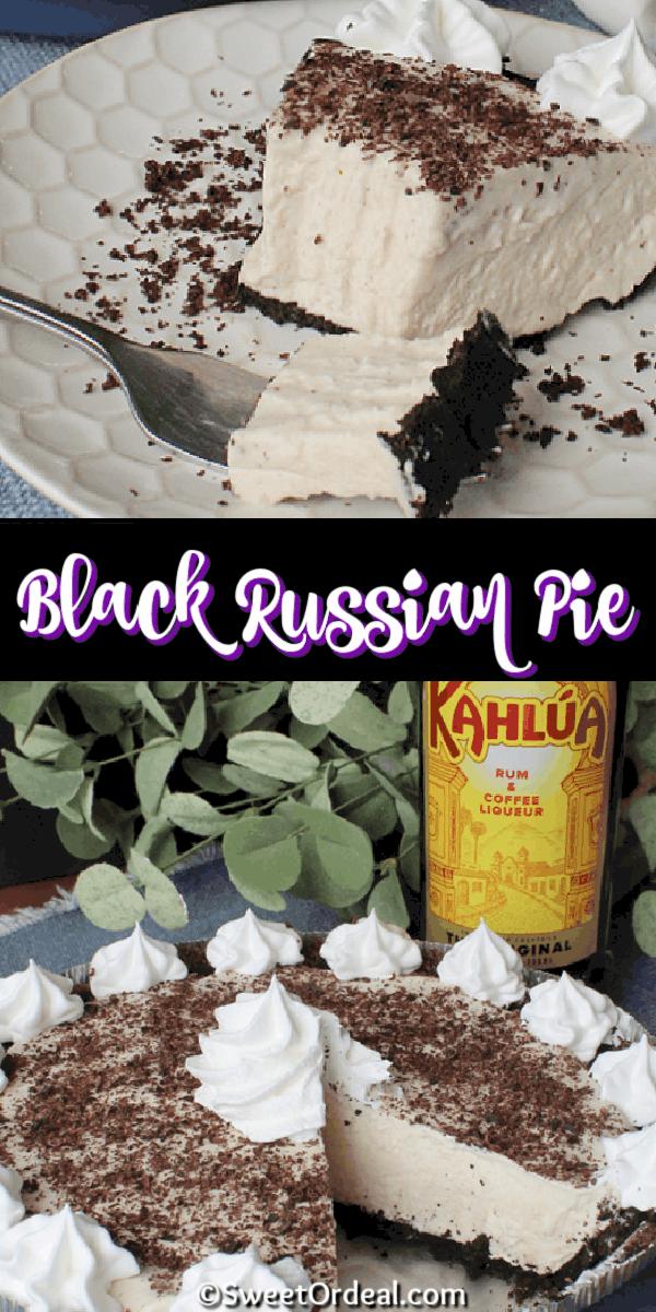 Black Russian Pie