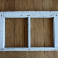 Makeover Monday- old window gets a new life