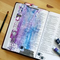 Journaling Bible- what to do when you mess up