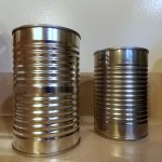 Trashtastic Tuesday- Soup Cans