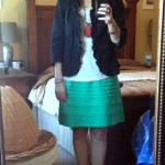 What I Wore Wednesday 5/7/14