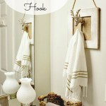 Polished Casual Decorative Hand Towel Hook