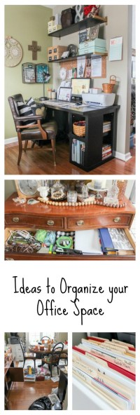 Ideas and Incentive to Organize Your Home- Week #2- Craft ...