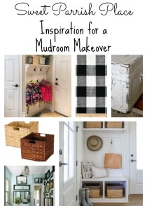 Mudroom Makeover  | $100 Room Challenge Week 1