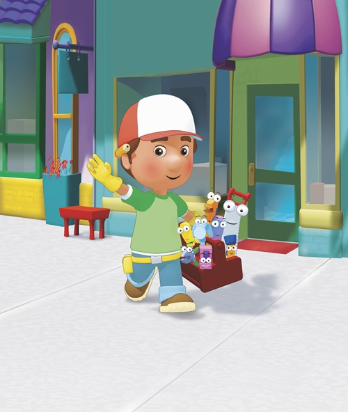 Valentines Day Episodes Of Doc McStuffins And Handy Manny