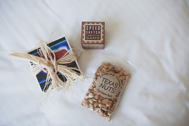 Marvelous Destination Wedding Gifts 2 Texas Craft House Welcome Bags