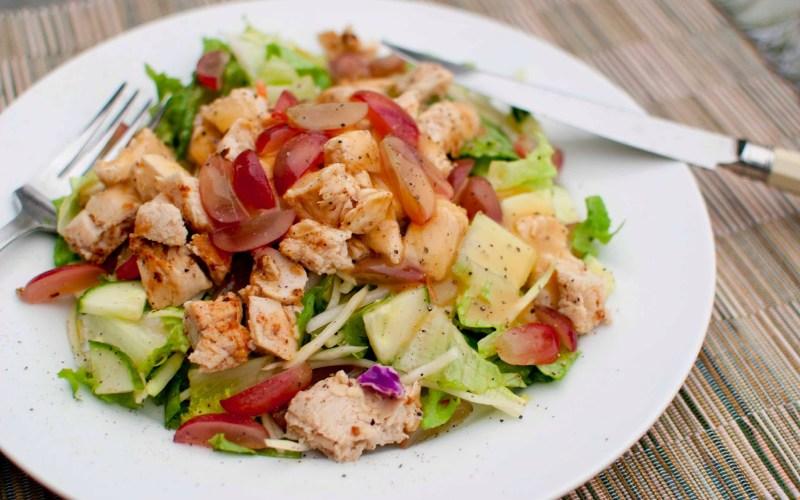 Easy Paleo Chicken Salad!