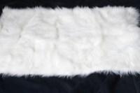 Fuzzy White Rug - Rugs Ideas