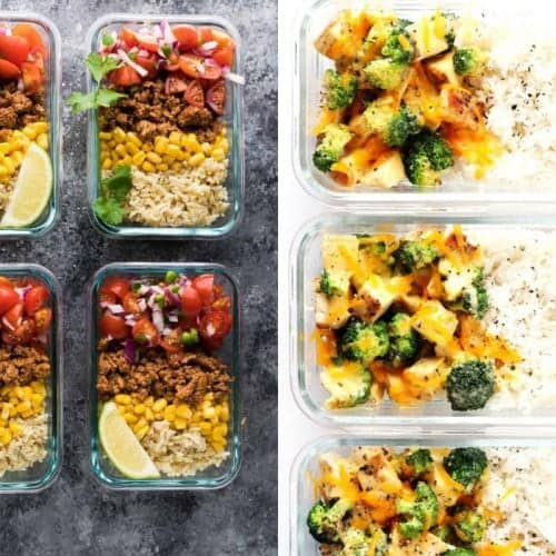 38 easy lunch meal