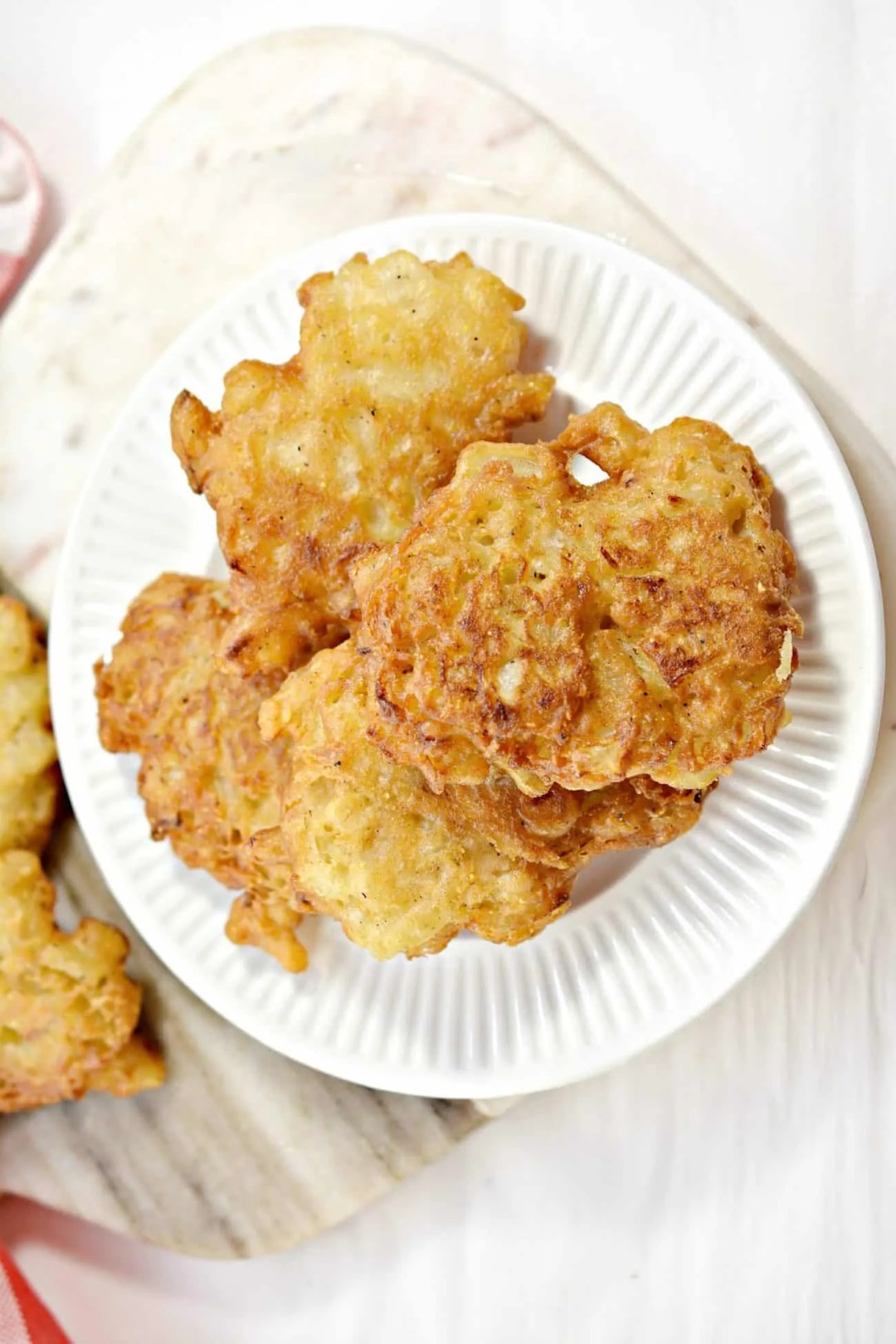 Amish Onion Fritters