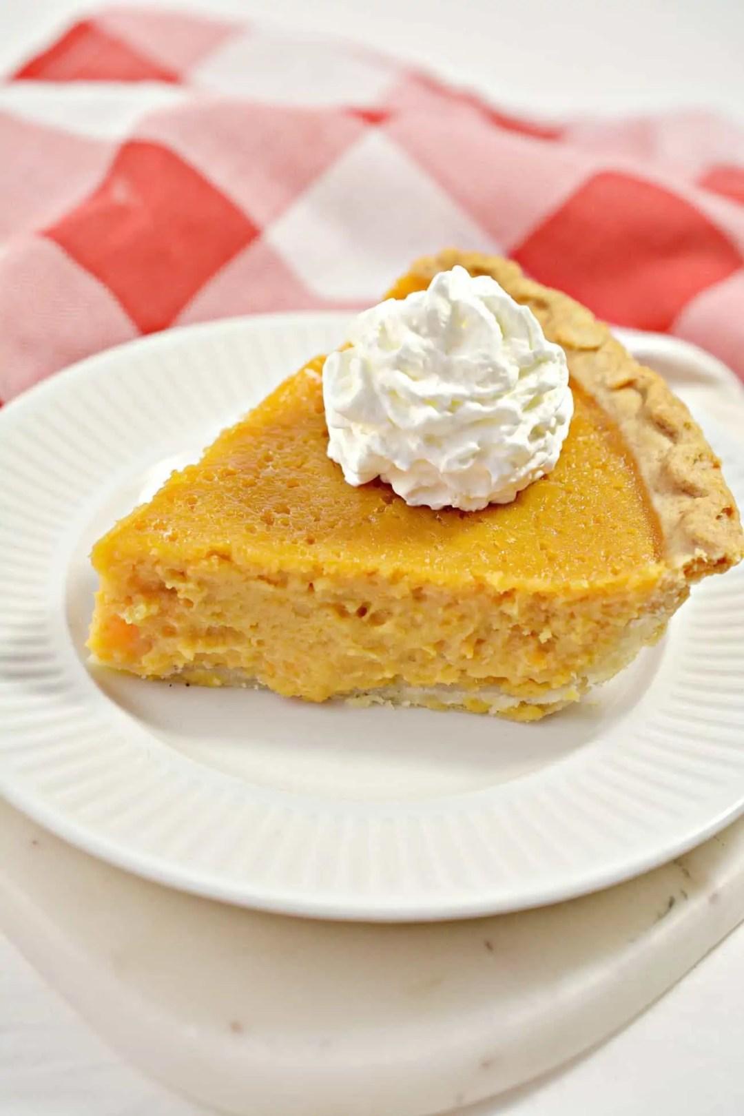Best Sweet Potato Pie Recipe