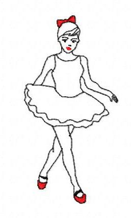 Dance, Sweet Peas Place