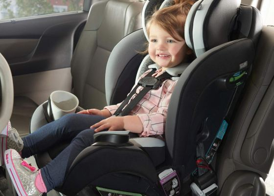 Evenflo EveryStage LX / all one car seat