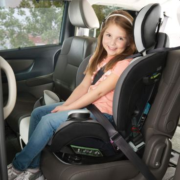 Evenflo EveryStage / all one car seat
