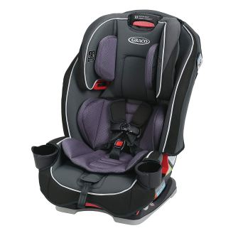 Graco SlimFit / all one car seat