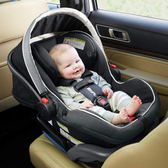 Graco SnugRide SnugLock 35 Elite Infant Car Seat 1