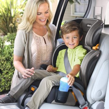 best rated booster seats / Chicco KidFit 2 in 1