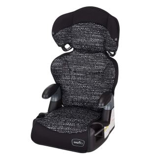 best rated booster seats / Evenflo AMP High Back Booster