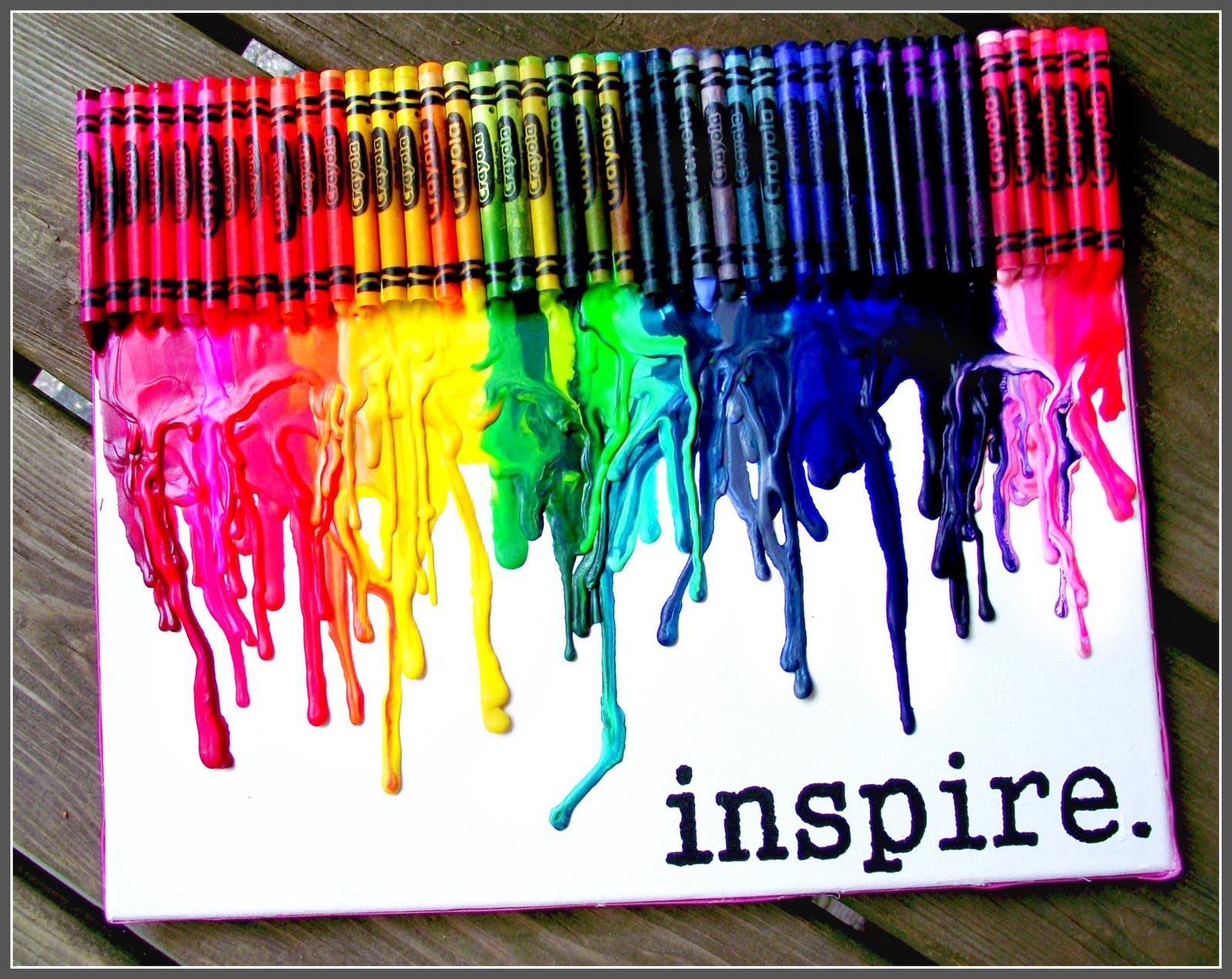 Crazy About Crayon Colors