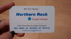 Guesthouse-kyaukme