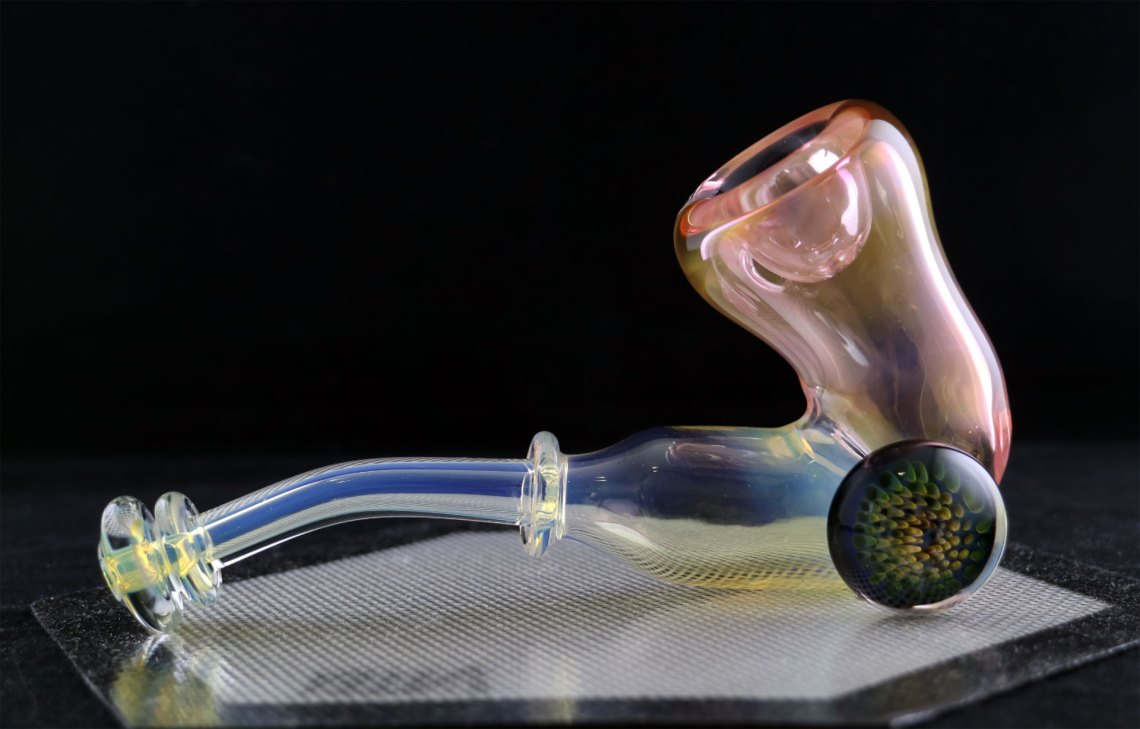Chosen One Glass – Fumed Sherlock