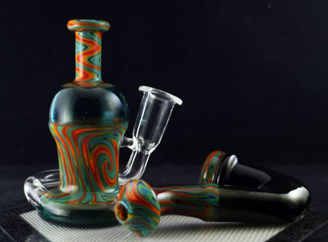 Philpot Glassworks – Spinnerjet Sherlock Set