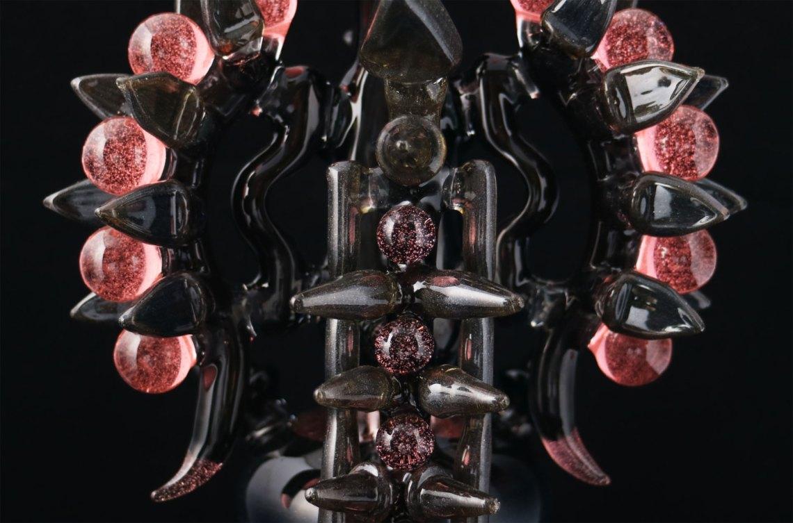 Kiebler – The CFL Tittydragon Functional Sculpture