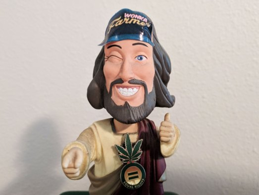 Buddy Christ Wonka Farmer