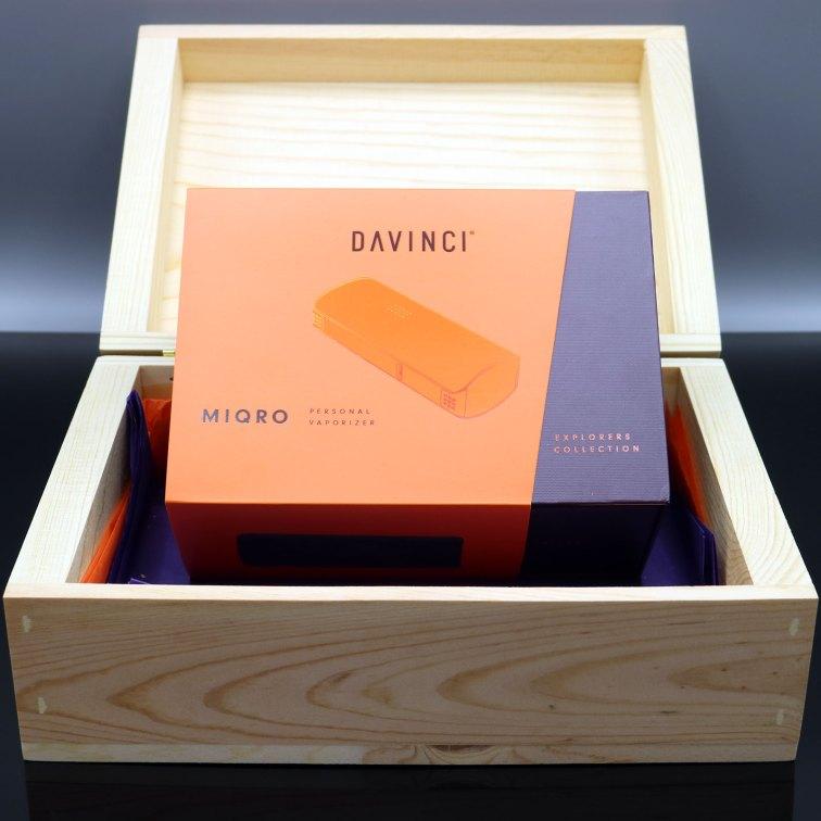 DaVinci MIQRO Dry Herb Vape