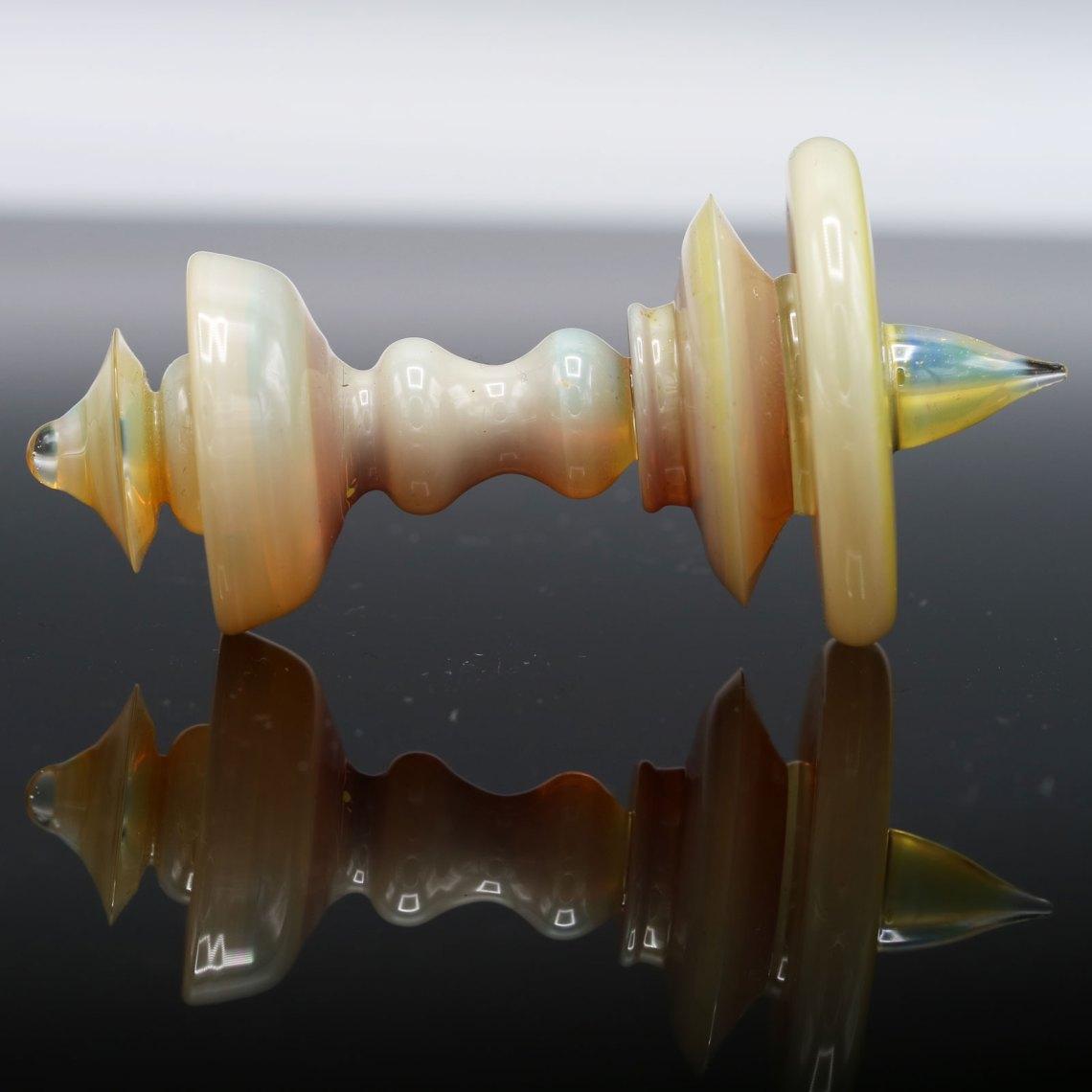 Mike Philpot – Silver Fume Razormaria Glass Tool