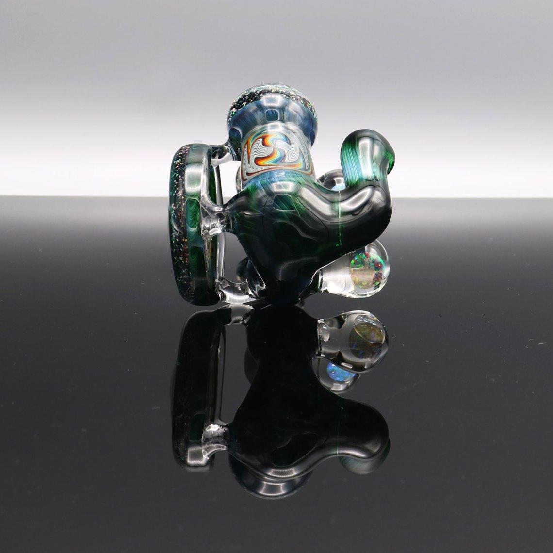 Chappell Glass – Crushed Opal Wig Wag Sherlock