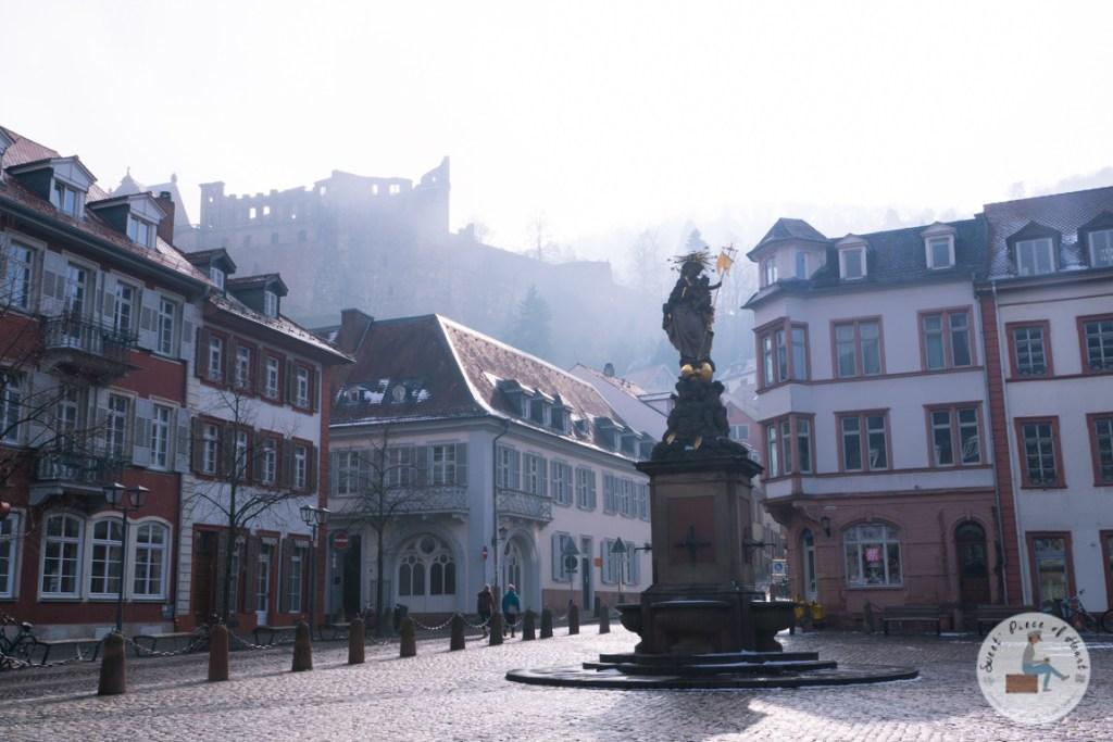 Kornmarkt-Heidelberg