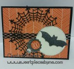 Halloween, Cheer All Year by Charlene Becker www.sweetpiecesbyme.com