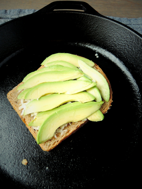 avocado grilled cheese.3