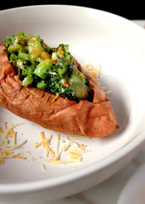 broccoli and cheese sweet potato.11
